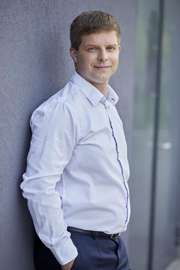 Ing. Jakub Laurich, MBA
